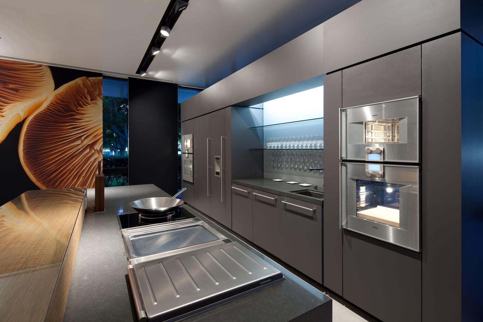 Luxury Appliance Workshop Interior Design With Janus